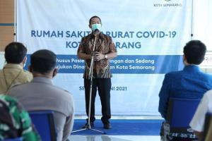 Pemkot Semarang Buka RS Darurat Covid