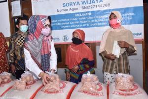 Pemkab Sukoharjo Distribusikan Bantuan dari Berbagai Sumber