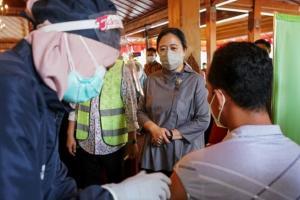 Ketua DPR RI Minta Pemerintah Cegah Kebocoran Data Pribadi saat Vaksinasi