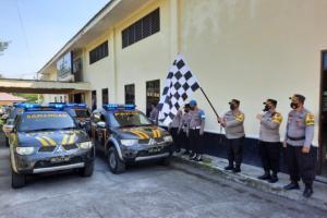 Polres Magelang Salurkan 2.000 Paket Sembako bagi Pelaku Wisata
