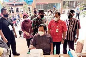 Kabupaten Semarang Gelar Vaksinasi di Objek Wisata Saloka
