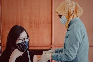 Paguyuban Sosial Marga Tionghoa Kota Magelang Gelar Vaksinasi