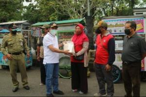 PKL di Kabupaten Wonosobo Terima Bantuan PPKM