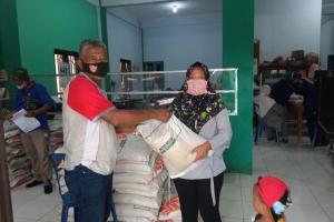 PPKM Level 4, Pemkot Pekalongan Tambah Bantuan 10 Kg Beras