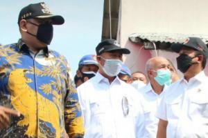 Dinilai Kumuh, KKP Rehab Pelabuhan Perikanan Tegal Sari Kota Tegal