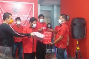 Bantu Isoman, PDIP Yogyakarta Buka Dapur Umum