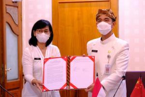 Pemerintah RRC Bantu 50 Unit HEPA Vantilasi untuk Surakarta
