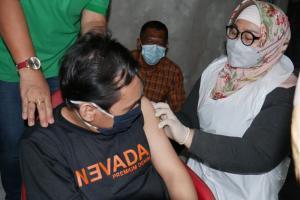 Pemkab Sragen Vaksinasi ODGJ dan Penyandang Disabilitas Secara Door to Door