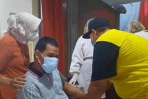 Pemkot Semarang Percepat Vaksinasi 6.000 Difabel dan ODGJ
