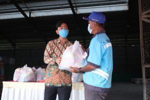 Pemkot Surakarta Salurkan 31.070 Sembako ke Warga Terdampak PPKM
