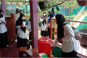 TK Pembina Kalinegoro Magelang Mulai Pembelajaran Tatap Muka