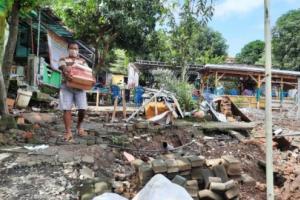Pemkot Semarang Perbaiki Jalan Kampung Senilai Rp2 Miliar di Trangkil