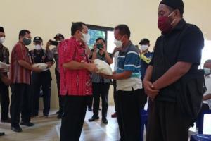 Warga Terdampak Luapan Rawa Pening Semarang Dibebaskan Bayar PBB