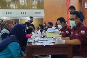 Dinsos Kota Semarang Gandeng BNI Salurkan Bantuan PKH