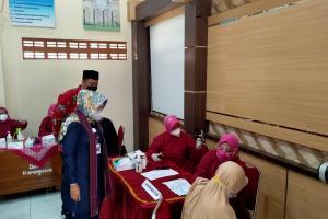 Percepat Herd Immunity, Pemkab Klaten Programkan Desa Tuntas Vaksinasi
