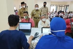 Pemkab Semarang Adakan Vaksinasi Mobile