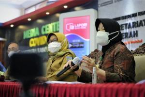 KLHK Tata Kawasan Tercemar Limbah B3 di Pesarean Kabupaten Tegal