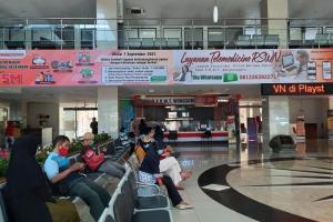 Hindari Kerumunan, RSUD Wongsonegoro Semarang Luncurkan Aplikasi Pendaftaran Online