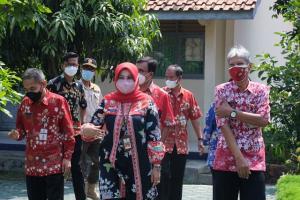 Cegah Klaster PTM, Pemkab Klaten Terjunkan Tim Khusus Pantau Prokes