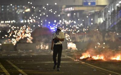 Ganjar: 'Sengkuni' Dalang Kerusuhan 21-22 Mei