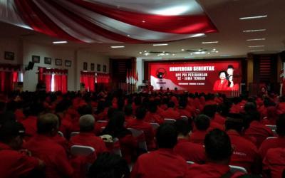 Konfercab DPC Se-Jateng, PDIP Terjunkan Siluman Juang