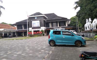 Setwan Anggarkan PSL DPRD Salatiga Rp101,1 Juta