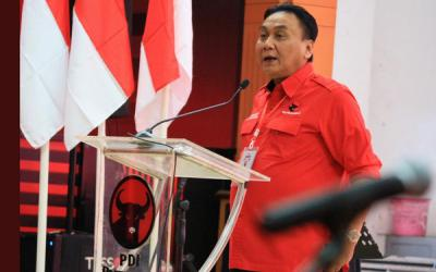 Sah, Bambang Pacul Kembali Nahkodai PDIP Jateng