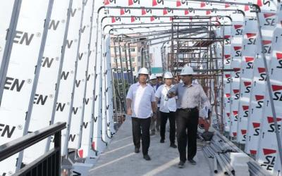 Pembangunan Gedung Parkir Pandanaran Selesai Lebih Awal