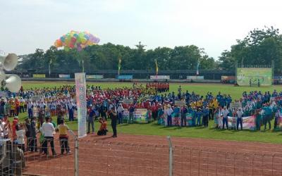 Pembinaan Olahraga Kabupaten Pekalongan Dianggap Turun