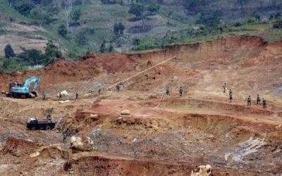 Aktivitas Galian C di Wonosobo Ilegal