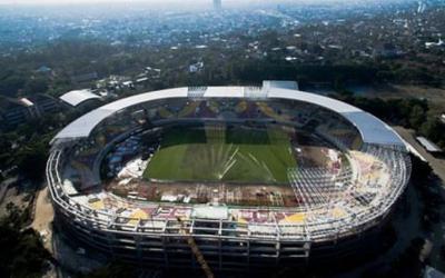 Solo Ajukan Bantuan Rp20 M Renovasi Lapangan Piala Dunia