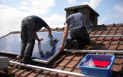 Potensi Energi Surya Jateng Capai 4,05 kWh/kWp