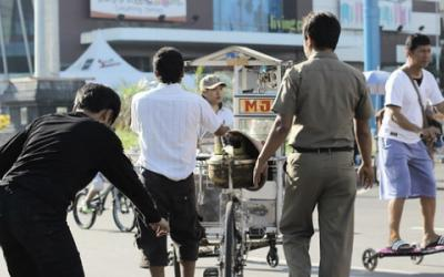 Mengganggu Ketertiban, Pedagang Pasar Tiban Akan Direlokasi