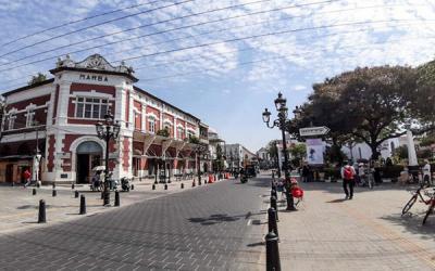 Kota Lama, Pusat Malam Tahun Baru di Semarang
