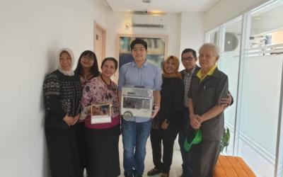Canggih, Inovasi Gerobak PKL Karya Siswa SMA Ini