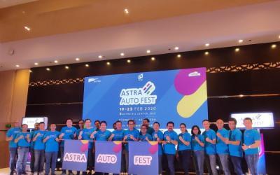 Astra Auto Fest 2020 Akan Sapa Empat Kota