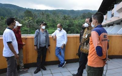 Hotel Rosenda Baturaden Jadi RS Darurat Covid