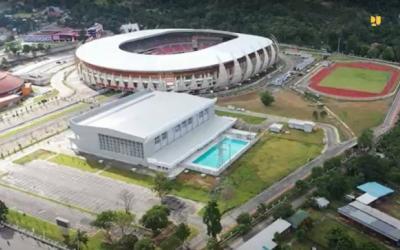 PUPR Selesaiakan 100% Arena Olahraga untuk PON XX Papua