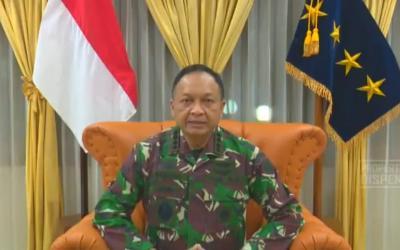 KSAU Minta Maaf Soal Oknum TNI AU Injak Kepala Warga Papua di Merauke