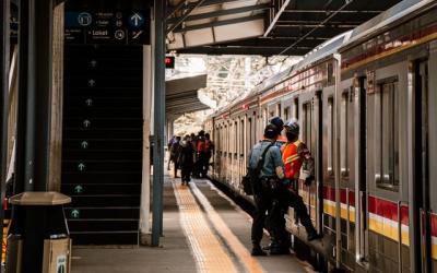 Kereta Bandara Yogyakarta Beroperasi Hari Ini