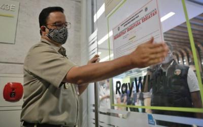 Divonis Bersalah soal Polusi Udara, Gubernur DKI Tak Ajukan Banding