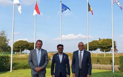 RI-Belgia Perkuat Kerja Sama Peternakan
