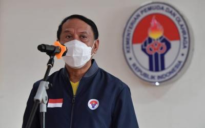 Bendera Indonesia Tak Berkibar di Thomas Cup, Menpora Bentuk Tim Investigasi