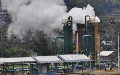 Menteri PPN Canangkan Sumber Energi Terbarukan di Dieng