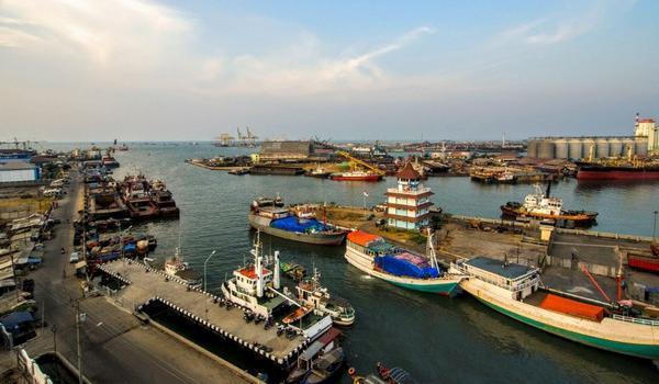 Penurunan Tanah Kota Semarang 13 Cm per Tahun