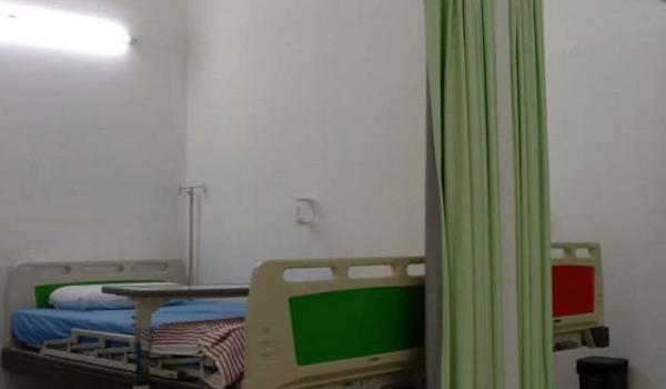 Senin, Ruang Isolasi di Rumah Walkot Semarang Siap Digunakan