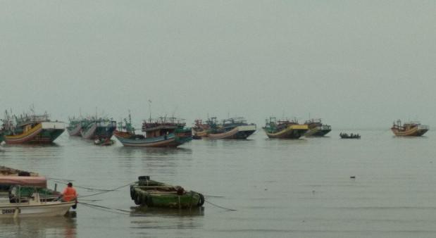 Nelayan Rembang Siap Berangkat ke Natuna Asalkan Dijamin Keamanan