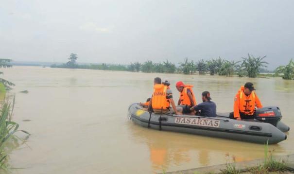 Seorang Warga Hilang karena Banjir di Grobogan