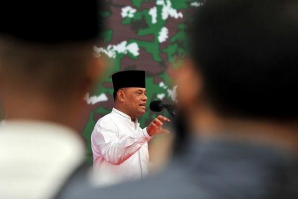 Getol bela Rizieq, Gatot Nurmantyo disebut cari dukungan pilpres